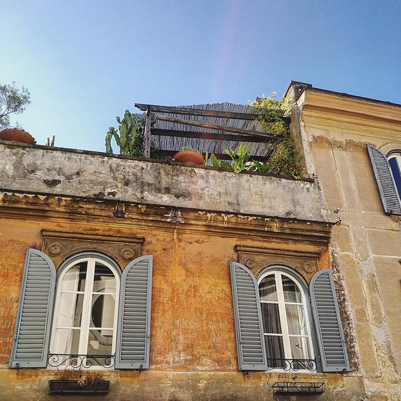 roma y su barrio local