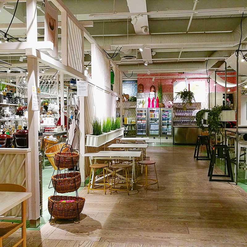 Sally Voltaire Systrar: restaurant vegan à Stockholm