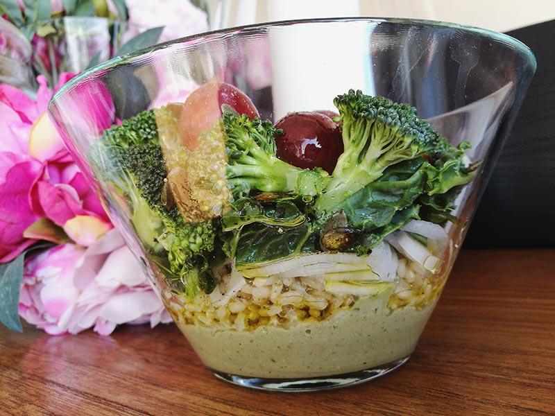 Pesto de pera para aliñar tus ensaladas