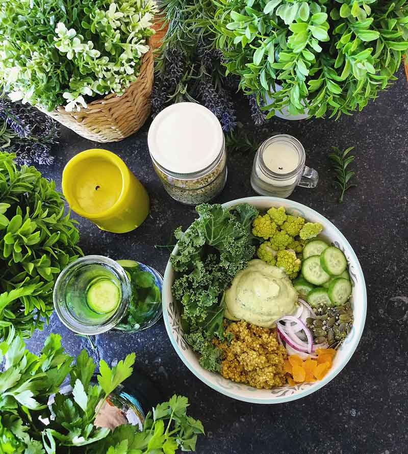 Mindfulness and eating: the way for healing oneself