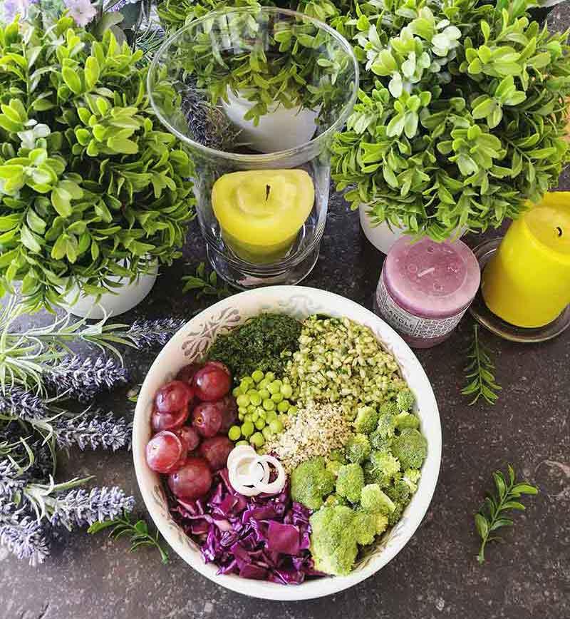Pesto au chou kale: recette et bienfaits