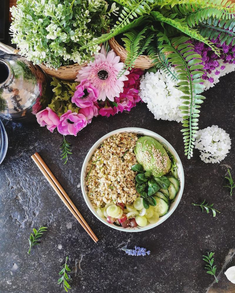 Taller de Cocina Vegana en Sitges y Barcelona