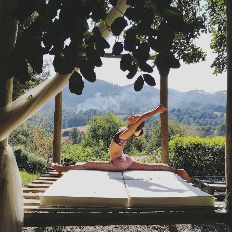 Retiro de Yoga en Sitges: respeta tu cuerpo
