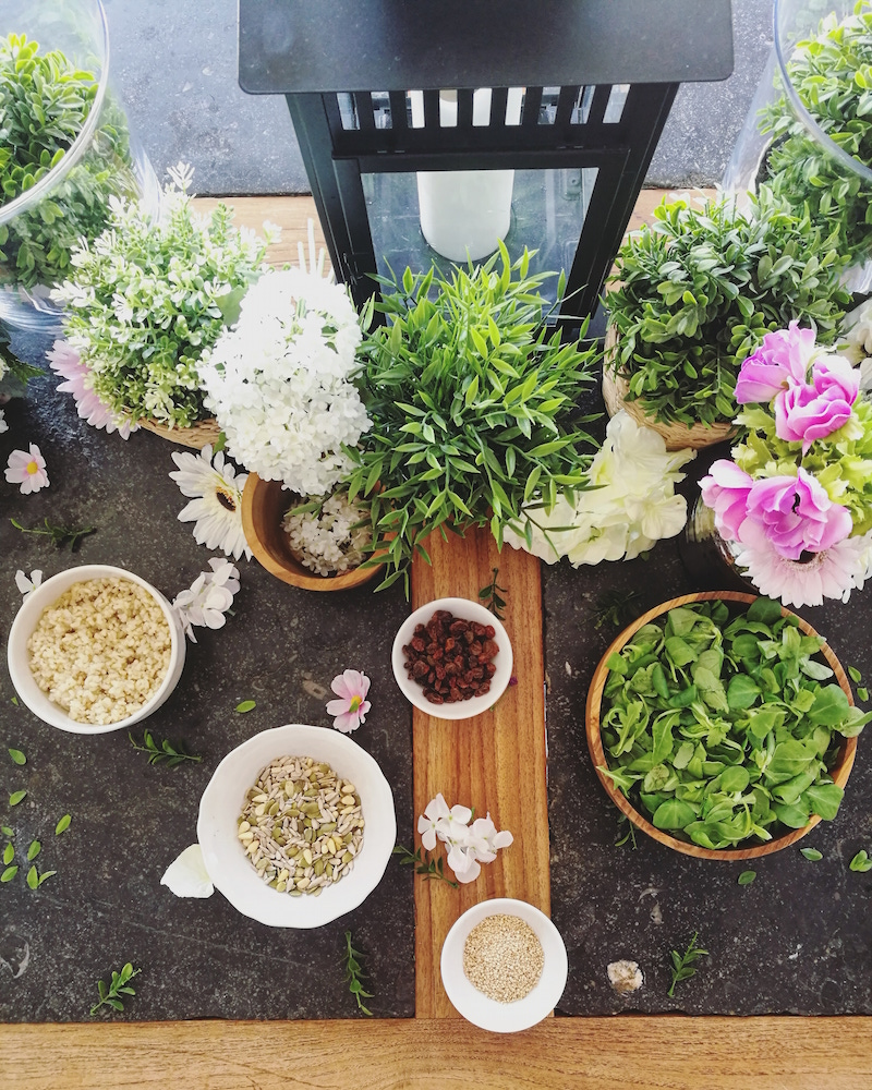 Taller de Cocina Mindfulness en Sitges