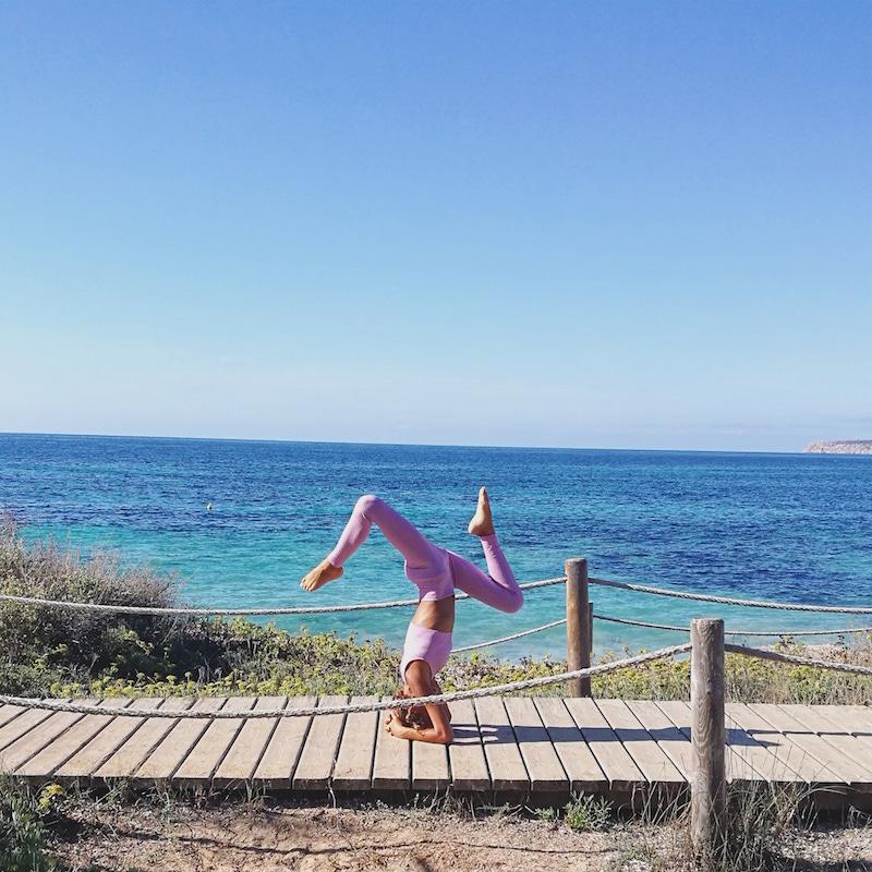 Retiro de Ashtanga Yoga Formentera con Eva Oller