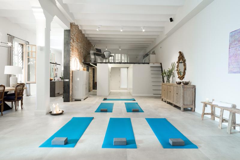 Tarde de Yoga en Barcelona y Pilates