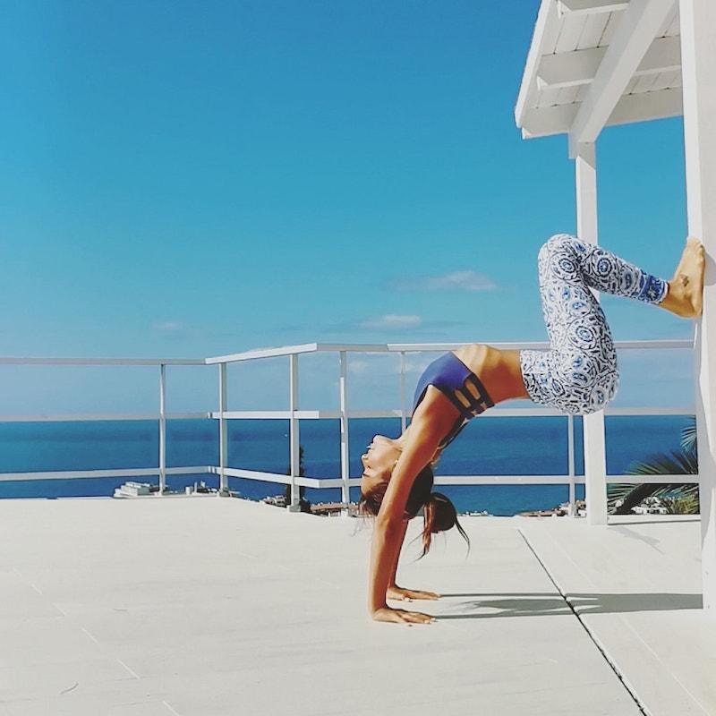 Clases Particulares de Yoga Online