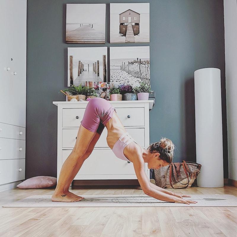 Yoga y Meditación Online en Instagram